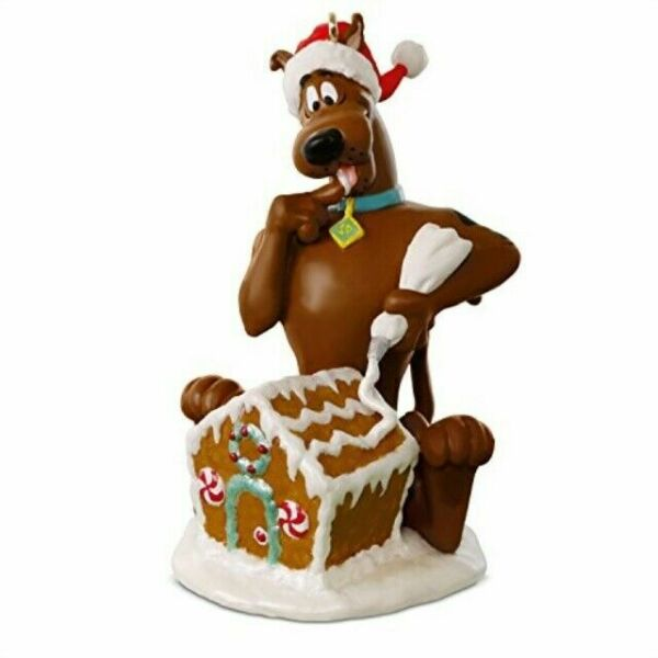 Hallmark 2017 Scooby Doo Seasons Snackings Keepsake ...
