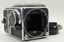 [Near MINT+++] Hasselblad 500 CM C/M Body w/ A12 Film Back type II From Japan