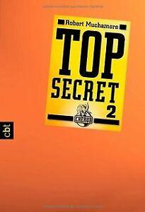 Top-Secret-2-Heisse-Ware-von-Muchamore-Robert-Buch-Zustand-gut