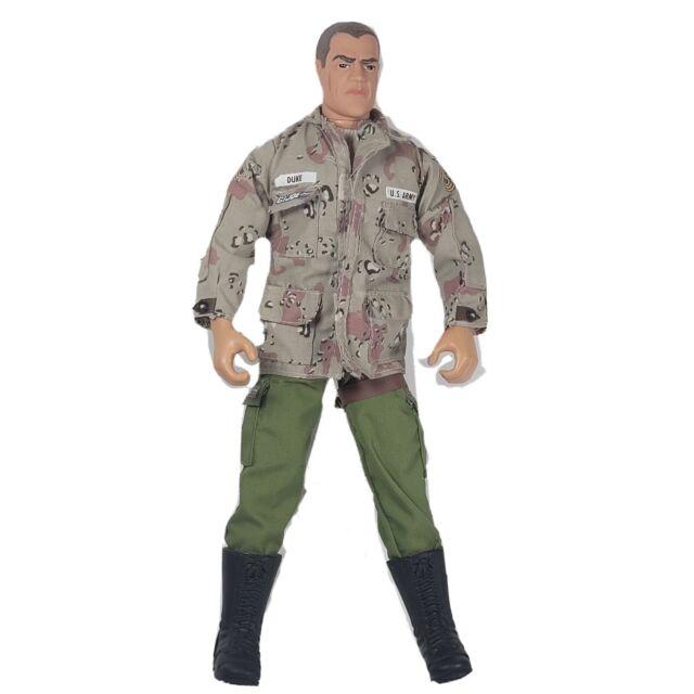 Vintage 1992 Hasbro Gi Joe Blonde Hair Doll Military Action Figure C-022b for sale online