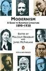 Modernism: A Guide to European Literature 1890-1930 by Penguin Books Ltd (Paperback, 1991)