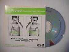 PF PROJECT feat. EWAN McGREGOR : CHOOSE LIFE ▓ CD ALBUM PORT GRATUIT ▓