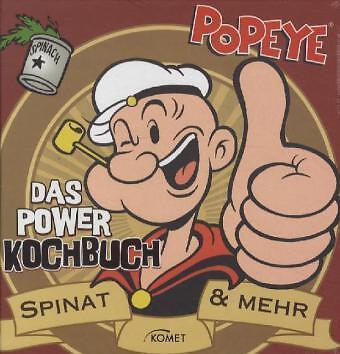 1 von 1 - Popeye - Das Power Kochbuch (2012, Gebunden)