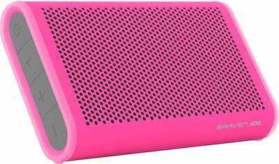 Braven 405 Wireless Speaker Rugged Bluetooth 2100mAh Waterproof Black NEW