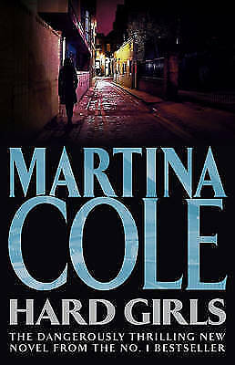 Hard Girls by Cole, Martina, Acceptable Book (Paperback) FREE & Fast Delivery!