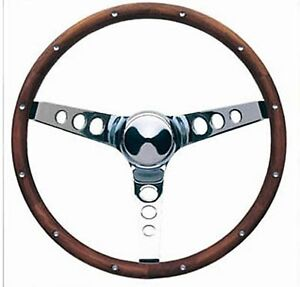 1969-1993-Cadillac-GRANT-Steering-Wheel-Wood-Walnut-13-1-2-034