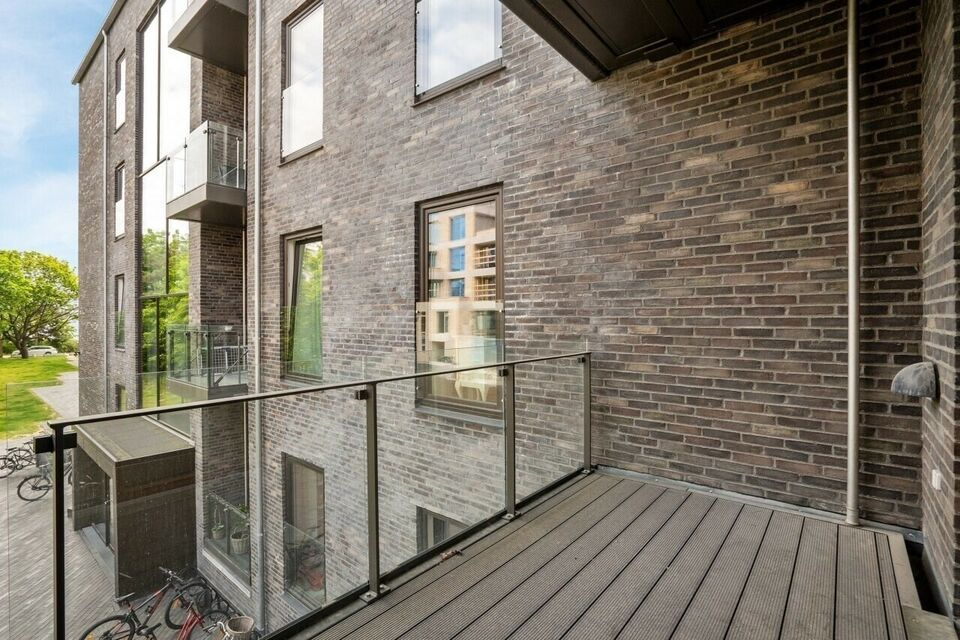 2100 vær. 3 lejlighed, m2 117, Scherfigsvej