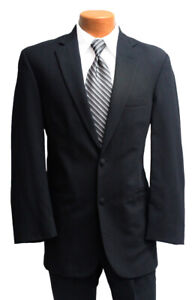 Boys Black Lord West Suit with Pants Semi-Formal Wedding Church Job Interview