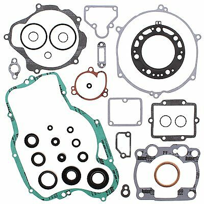 Vertex Complete Gasket Set with Oil Seals for Kawasaki KX250 1997-2003