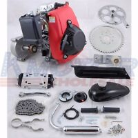 49cc 4-stroke Gas Petrol Motorized Bicycle Bike Engine Motor Kit Scooter