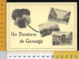 Caricamento Dellu0027immagine In Corso 48130 MANTOVA  UN PENSIERO DA GONZAGA PUBBLICITARIA MERCATINO