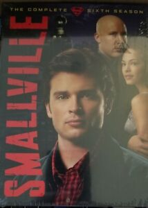 Smallville-The-Complete-Sixth-Season-DVD-2007-6-Disc-Set