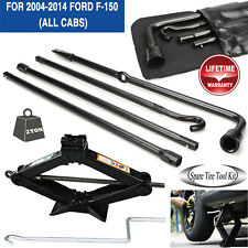Oem Replacement For Jack 2004 2016 Ford F150 Spare Tire Tool Bag With Scissor Jack Fits Ford