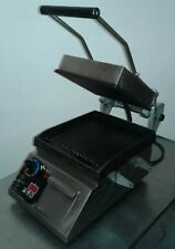 Star Pro Max Cg10it 10 Commercial Grooved Two Sided Panini Press With Timer 2