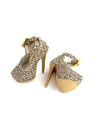 Fashion Royalty Nuface Dominion Lovetones Dolls Shoes Stiletto Pump