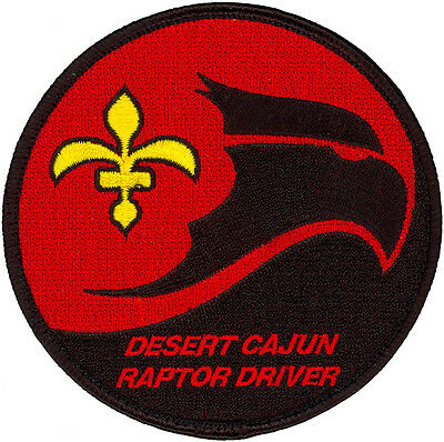 USAF 706th FIGHTER SQUADRON F-22 PILOT PATCH