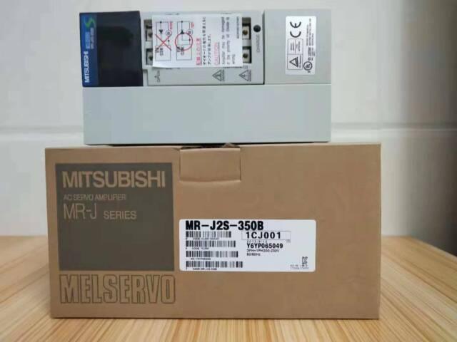 1PC Mitsubishi AC Servo Amplifier MR-J2S-350B MRJ2S350B New In Box MRJ2S350B