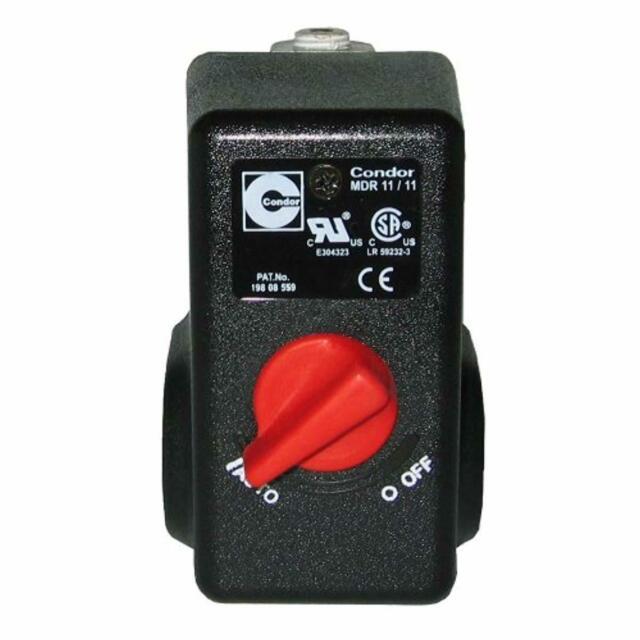 Powermate Vx 034-0199RP Pressure Switch Regulate Air Pressure in the Compressor