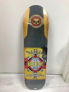 Favorite Skate Deck Beer 8,0 x 31,75 incl. Volcom Griptape NEUWARE verschweißt