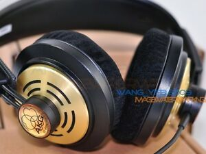 4ed97681dd6 Velvet Ear Pads Cushion For AKG K142 HD K121 S K141 MKII 2 Studio ...
