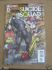 Suicide Squad # 3 DC January 2012 New 52 Harley Quinn and Deadshot