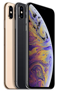 Apple iPhone XS - 64GB - Spacegrau - Silber - NEU! - WOW -