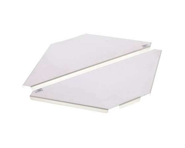 Origineel 2x Adj Pro-shelf For Event Table Ii Aluminium Corner Shelf Great For Lights Etc Goedkope Verkoop 50%