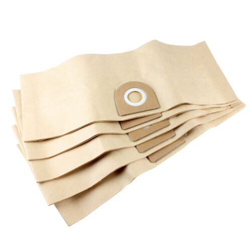 5 pk Candor paper bags for Vax 6131 wet and dry vacuum cleaners