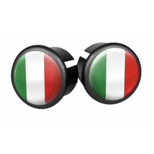 Staubkappen Velox für Lenker Land Lenkerband Fahrrad Kleiderbügel Italien