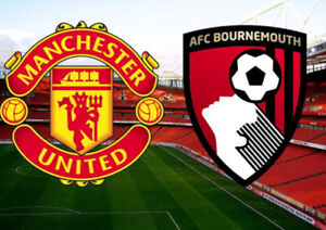 Manchester-United-v-Bournemouth-Premier-League-Programme-July-2020-Free-UK-Post