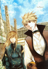 Tales of the Abyss Doujinshi Jade + x Guy La Preuve Matakokode