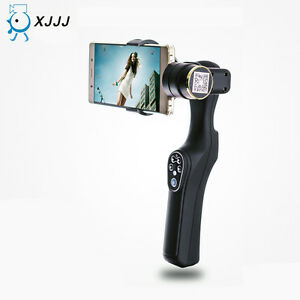 JJ-1-2-Axis-Handheld-Gimbal-Brushless-Stabilizer-for-Smart-Phone-Iphone-6S-Black