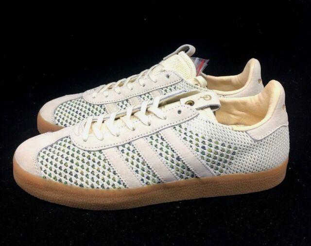 Size 5 - adidas Gazelle Primeknit x Sneaker Politics Mardi Gras 2017
