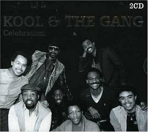 Kool & the Gang Celebration (live recordings, 2001, Black Box)  [2 CD]