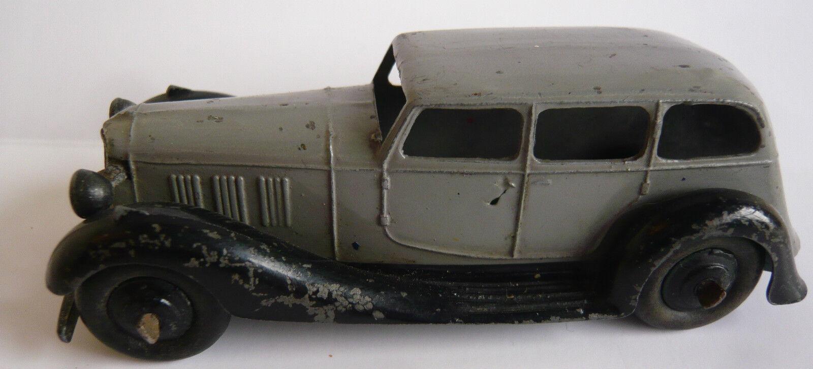 disfrutando de sus compras Dinky Dinky Dinky Armstrong Siddeley en gris 36a 1946-48 con placas de Correr Negro  oferta de tienda