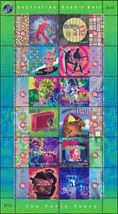 1998-AUSTRALIA-Rock-039-n-039-Roll-Shtlt-12-MNH
