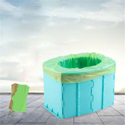 Baby Portable Travel Folding Potty Seat Pot Urinal Kids Toilet Training