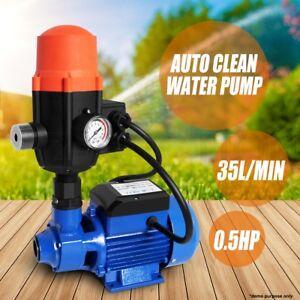 High-Pressure-Electric-Water-Pump-Automatic-Rain-Tank-Garden-Clean-Irrigation