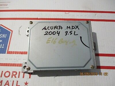 Acura MDX 01-06 OEM ABS Control Module 48310-RDL-003