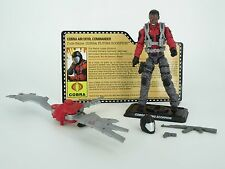 G.I JOE 2016 EXCLUSIVE CONVENTION JOECON SKY PATROL FLYING SCORPION COMPLETE