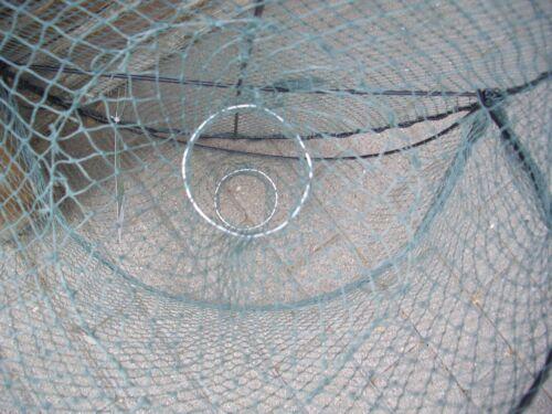 70 cm x 50 cm x 28 cm Reuse Krebsteller Angeln Kescher und Krebsreuse Fisch