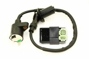 new honda xr50 xr50r cdi box ignition coil spark plug. Black Bedroom Furniture Sets. Home Design Ideas