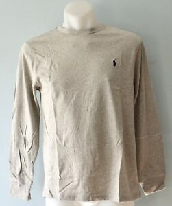 Size XL 14//16 Boys Gray Long Sleeve Polo Style Shirt BRAND NEW W TAGS