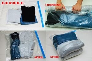 Image Is Loading 15 Pack Roll Up Travel Storage Bag E