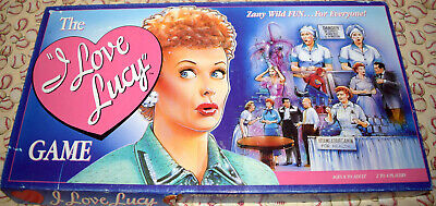 The I Love Lucy Board Game Replacement Parts /& Pieces 1990 Talicor