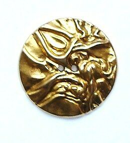 metal botón Gold 34mm 3.30 euros//unidad corteza