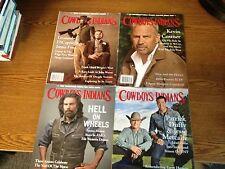 LOT 4 COWBOYS & INDIANS MAG-7/12-1-4 2013-8/14/WAYNE/GUTHRIE/DJANGO-G CANYON FN