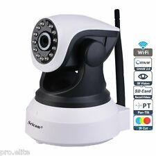 Sricam SP017 wireless Wifi HD CCTV IP indoor security camera with sd card slot