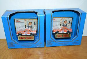 Vintage-Shawna-Robinson-Diecast-Chevrolet-Lumina-de-coche-de-carreras-lote-de-menta-en-caja-1994