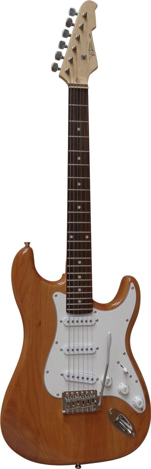 E-guitarra en el de set, elektrogitarre st5, selector de el color, amplificadores gw15, bolso, cuerdas fcf277